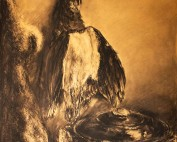 Nature morte au gibier par Louise Hervieu