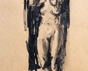 Une Fleur du Mal (2) Charles Baudelaire par Louise Hervieu
